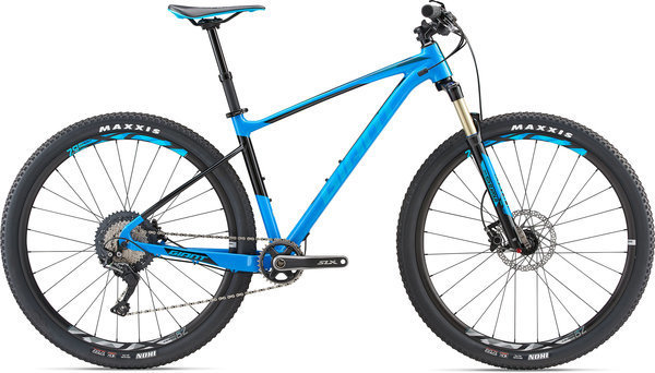Giant Fathom 29 1 Color: Blue/Black