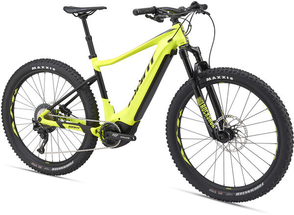 Giant Fathom E+ 1 Pro Color: Neon Yellow