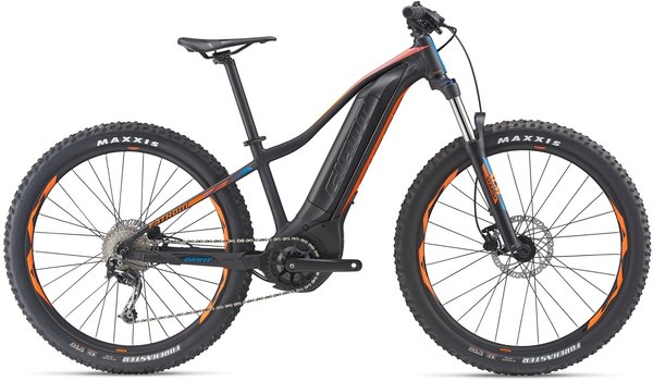 Giant Fathom E+ 3 Power Color: Black/Orange