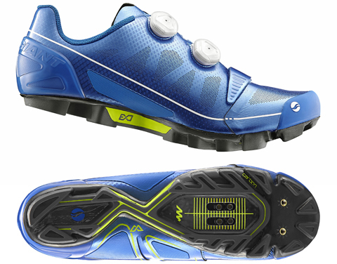 Giant Charge Off-Road Shoe Color: Blue