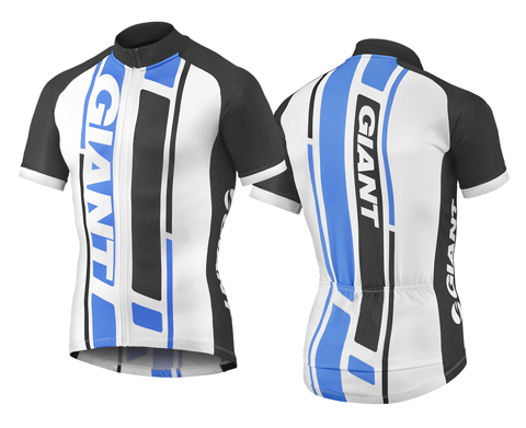Giant GT-S S/S Jersey Color: Black/Blue