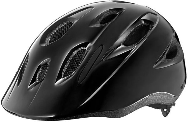 Giant Hoot Youth Helmet Color: Gloss Black