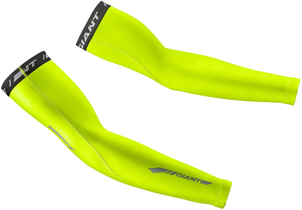 Giant Illume Arm Warmer Color: High Vis Yellow
