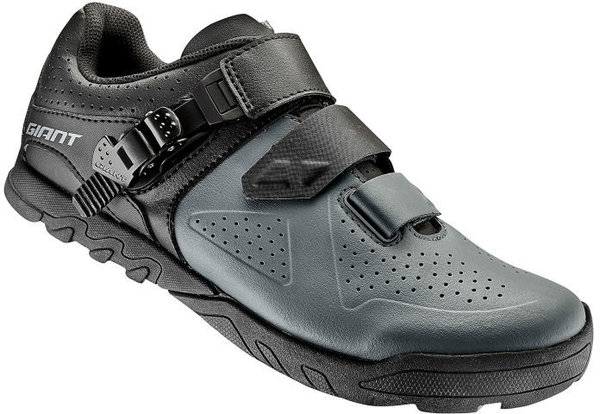 Giant Line Off-Road Shoe Color: Grey/Black
