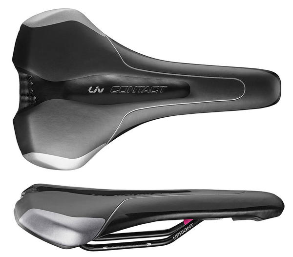 Liv Contact Upright Saddle - Women's