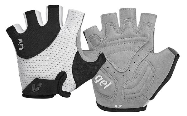 Liv Passion Short Finger Gloves Color: White