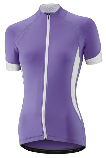 Giant Liv/giant Brisa Short Sleeve Jersey - Women's Color: Purple/White