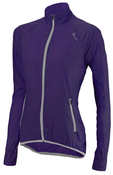 Liv Wind Jacket - Women's Color: Purple