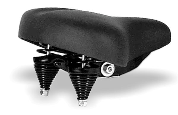 Giant Cruiser Springer Saddle
