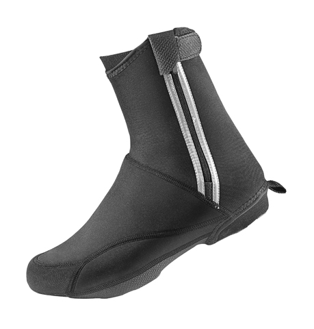 Giant Neoprene Shoe Covers Color: Black
