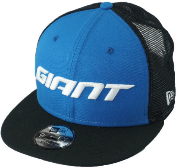Giant New Era 9FIFTY Snapback Hat Color: Blue