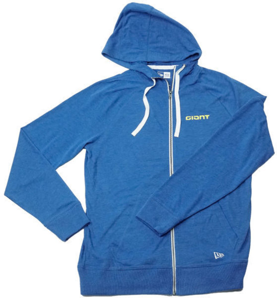 Giant New Era Heritage Hoodie Color: Blue