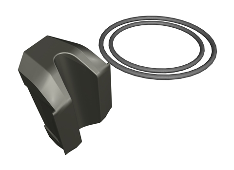 Giant Numen Aero Rubber ISP Mount