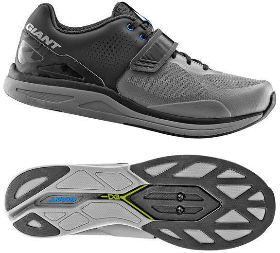 Giant Orbit MES Fitness Shoe Color: Black/Grey
