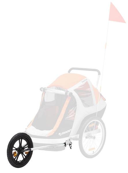 Giant Peapod Duo Jog Conversion Kit w/Brake