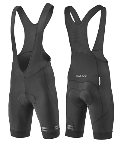 Giant Podium Bib Short Color: Black
