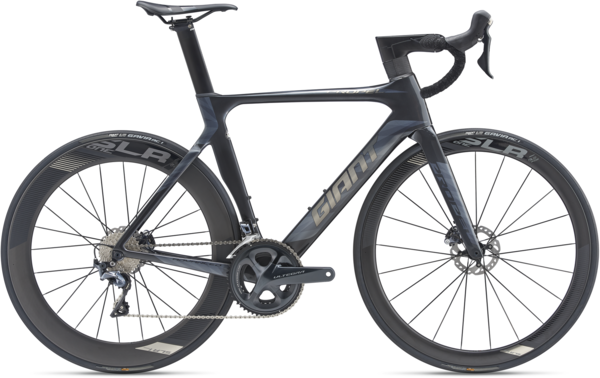 Giant Propel Advanced 1 Disc Color: Gun Metal Black/Charcoal/Chrome