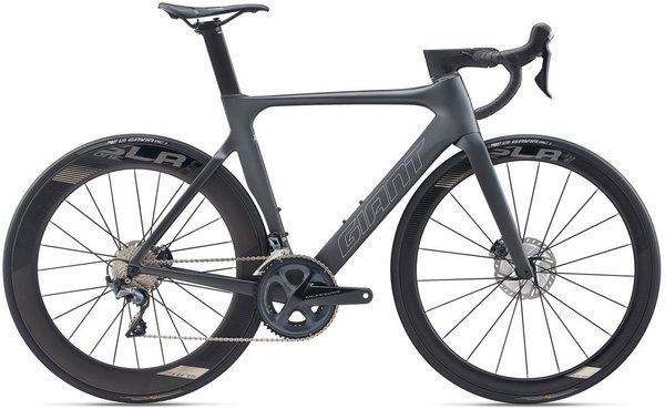 Giant Propel Advanced 1 Disc Color: Gunmetal Black
