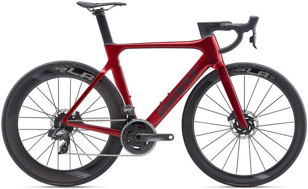 Giant Propel Advanced Pro 0 Disc Color: Metallic Red