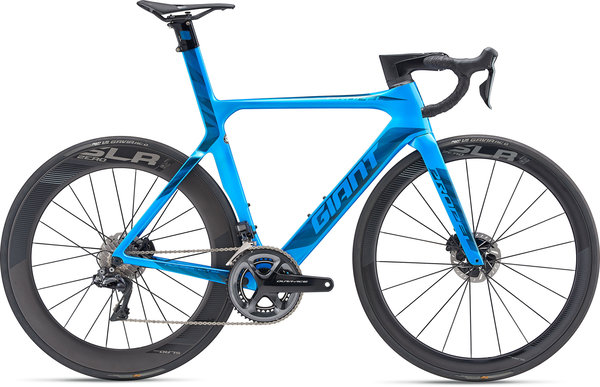 Giant Propel Advanced SL 0 Disc Color: Metallic Blue