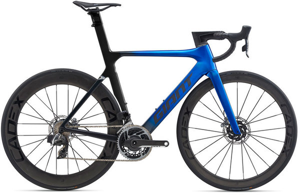 Giant Propel Advanced SL 0 Disc Color: Electric Blue