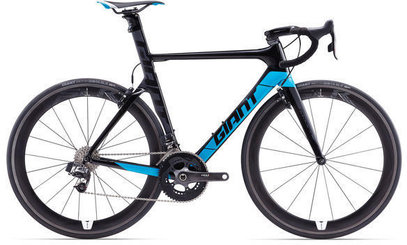 Giant Propel Advanced SL 0 ISP (SRAM Red) Color: Composite/Blue