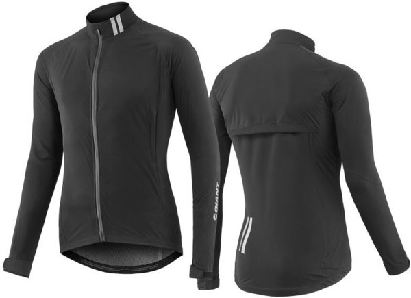 Giant Proshield Rain Jacket Color: Black