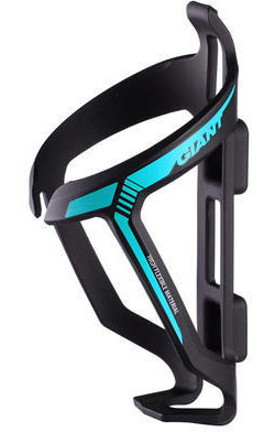 Giant Proway Water Bottle Cage Color: Black/Neon Blue