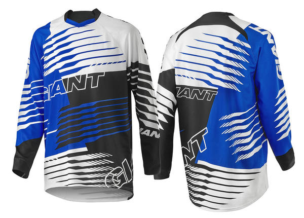 Giant Race Day DH Long Sleeve Jersey
