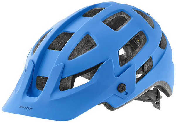 Giant Rail SX Helmet MIPS Color: Matte Blue