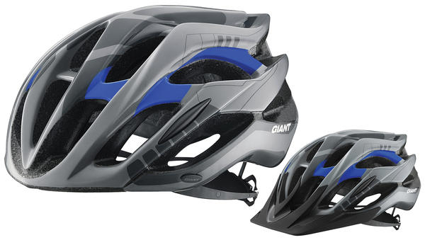 Giant Streak Helmet Color: Tech Blue