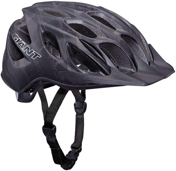 Giant Realm Helmet Color: Matte Black Brick Pattern