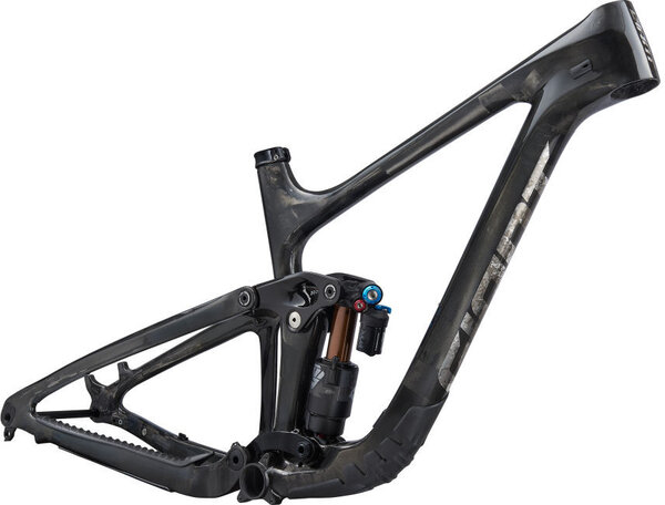 Giant Reign Advanced Pro 29 Frame Color: Raw Carbon