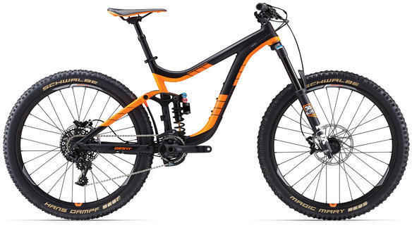 Giant Reign SX Color: Orange