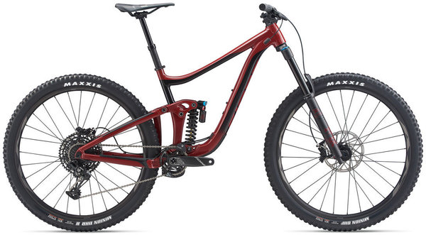 Giant Reign 29 SX Color: Biking Red