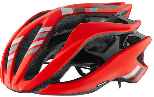 Giant Rev Helmet Color: Red