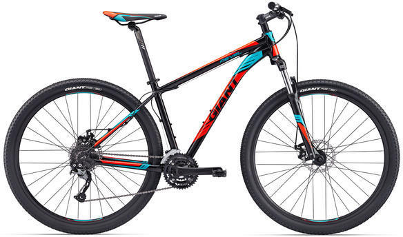 Giant Revel 29er Color: Black