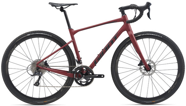 Giant Revolt 2 Color: Biking Red