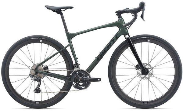 Giant Revolt Advanced 0 Color: Balsam Green