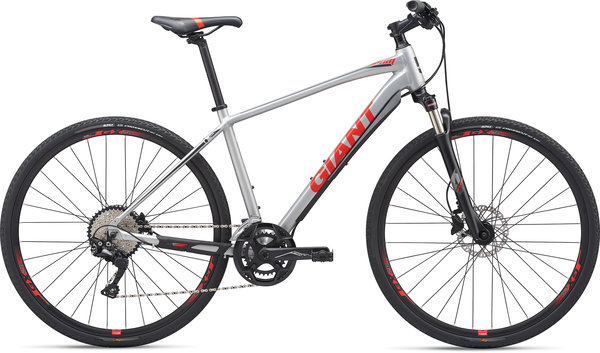 Giant Roam 1 Disc Color: Silver
