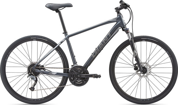 Giant Roam 2 Disc Color: Charcoal