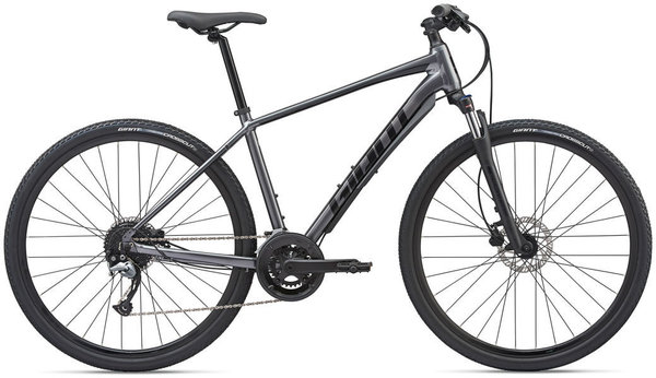 Giant Roam 2 Disc Color: Charcoal/Black
