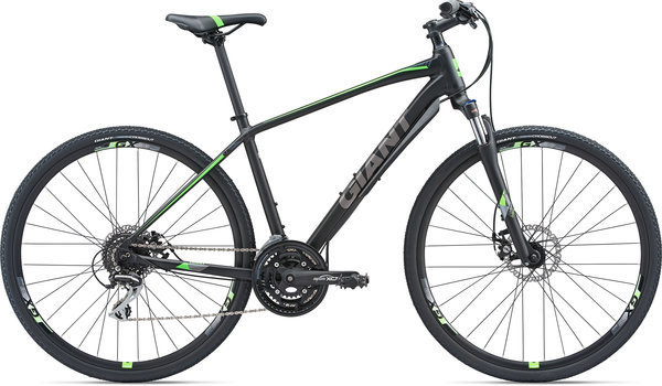 Giant Roam 3 Disc Color: Black