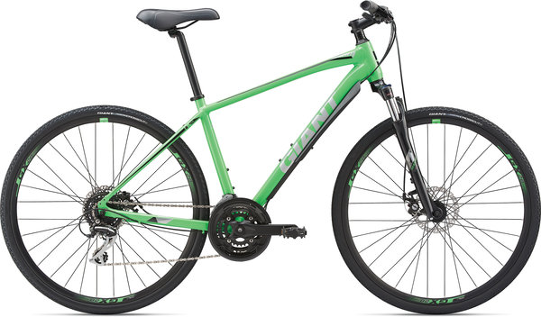 Giant Roam 3 Disc Color: Flash Green