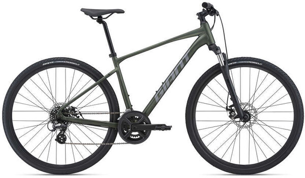 Giant Roam 4 Disc Color: Moss Green