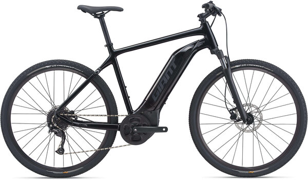 Giant Roam E+ GTS Color: Black