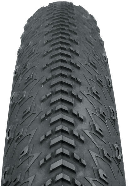 Giant Rocker Fast Rolling Fat Tire Color: Black