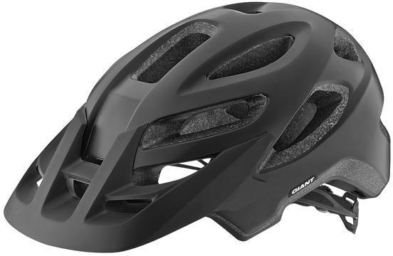 Giant Roost Helmet Color: Black