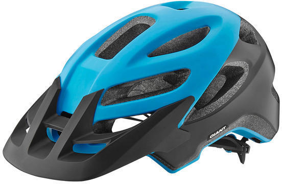 Giant Roost Helmet Color: Blue