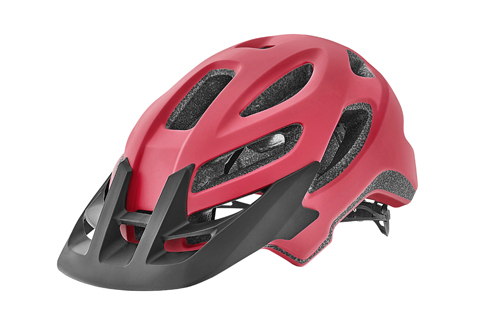 Giant Roost Helmet MIPS Color: Matte Red